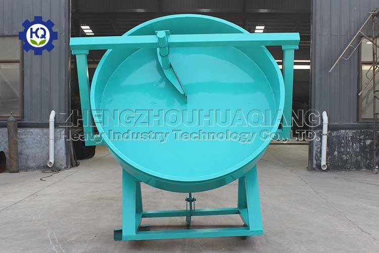 Types and characteristics of wet fertilizer granulation machines