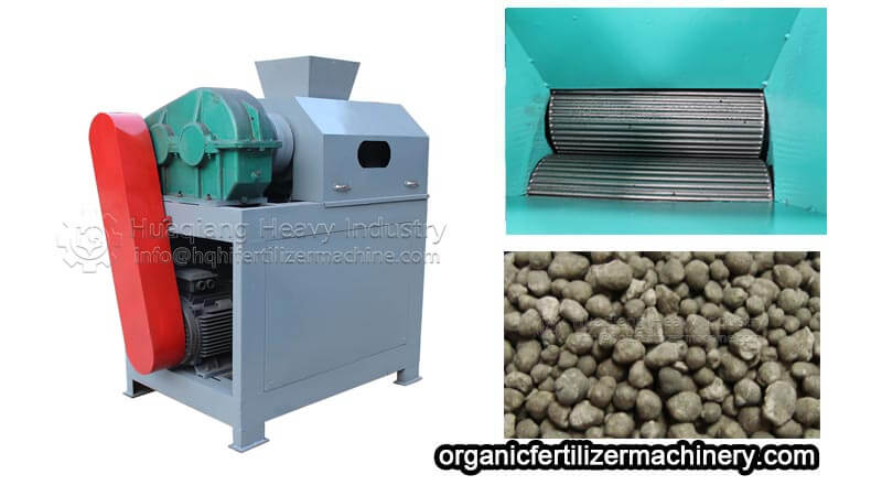 Method to solve the blockage of organic fertilizer granulation machine