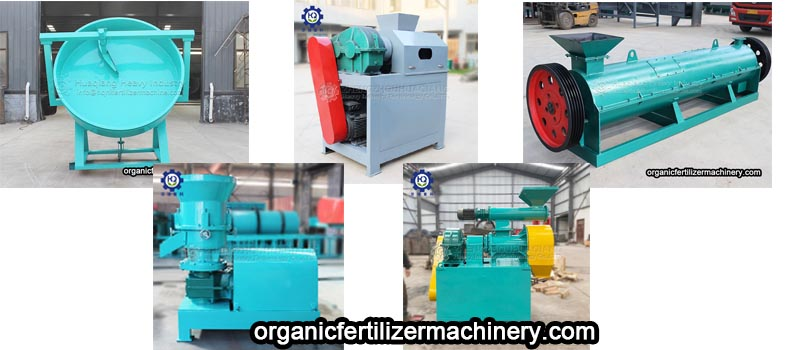How to select granules for different fertilizer granulators