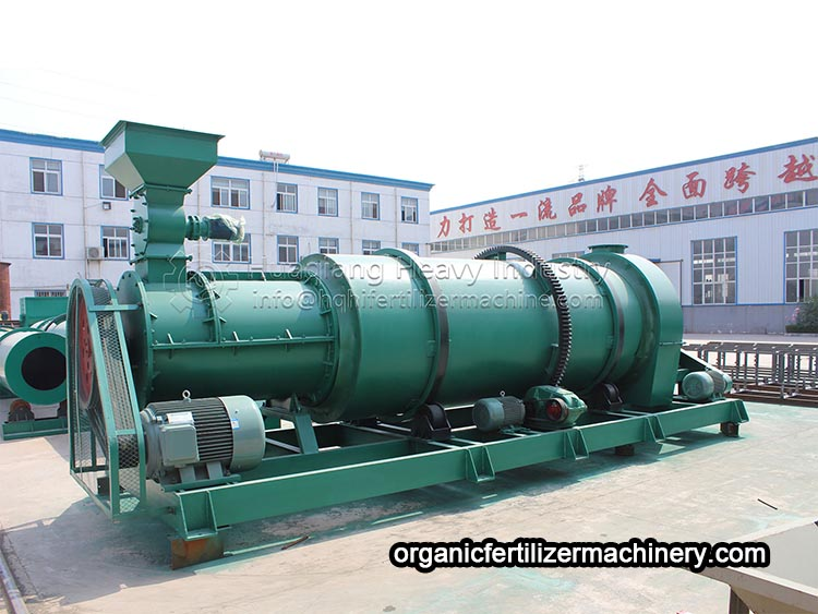 What are the factors that affect the granulation of agglomerated fertilizer granulation machines?
