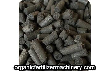 granules of ring die granulator