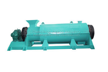 New Type Two In One Organic Fertilizer Granulator