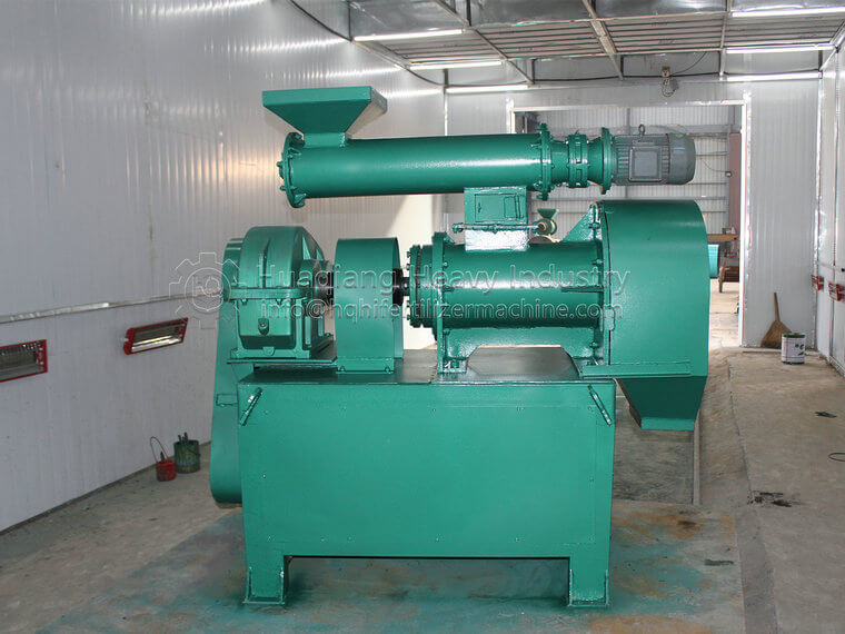 Ring Die Granulator