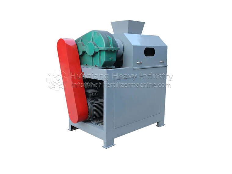 Double Roller Press Granulator
