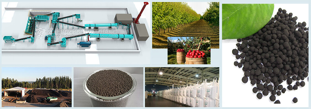 organic fertilizer manufacturing process